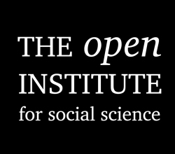 The open institute for social science